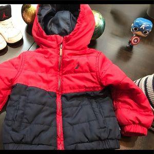 Nautica Baby Jacket Size 12M